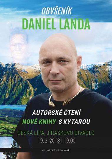 OBVŠENÍK DANIEL LANDA
