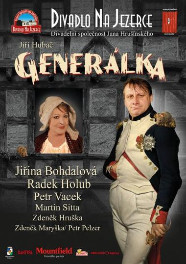 JIŘINA BOHDALOVÁ BUDE GENERÁLKA!