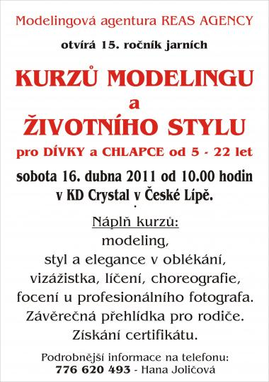 KURZY MODELINGU