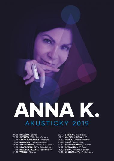 ANNA K. AKUSTICKY 2019
