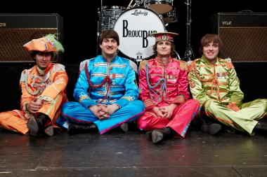 ​​​​​​​The Beatles Revival – Brouci Band (Všudybud na kusy)