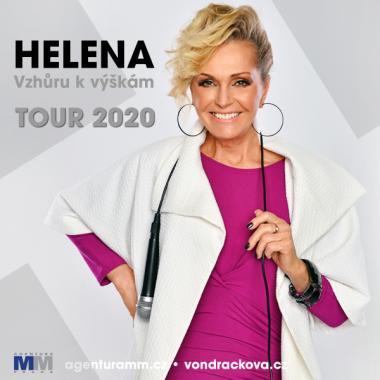 HELENA: VZHŮRU K VÝŠKÁM - TOUR 2020