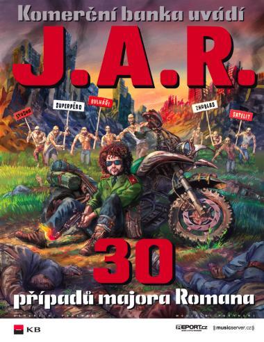J.A.R. 30 PŘÍPADŮ MAJORA ROMANA