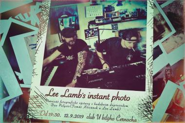 LEE LAMB – VERNISÁŽ FOTOGRAFICKÉ VÝSTAVY