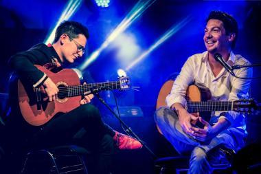 Benefiční koncert pro Ozvěnu - Café del Mundo: Jan Pascal a Alexander Kilian – flamenkové kytary