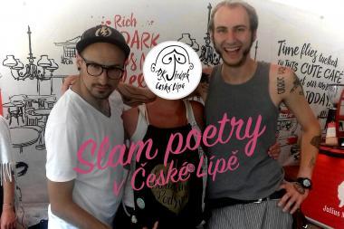 PŘESUNUTO! Slam Poetry Exhibice