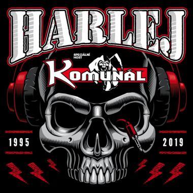 HARLEJ: speciální host KOMUNÁL