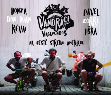 Vandráci Vagamundos na cestě Střední Amerikou