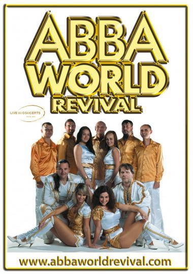 HRAD LIPÝ: ABBA WORLD REVIVAL